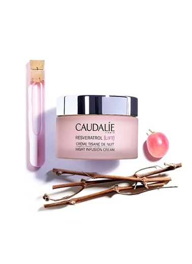 Caudalie CAUDALIE Resveratrol Night Infusion Cream 50 ml Renksiz